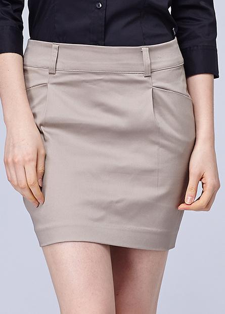 上班族打摺短裙