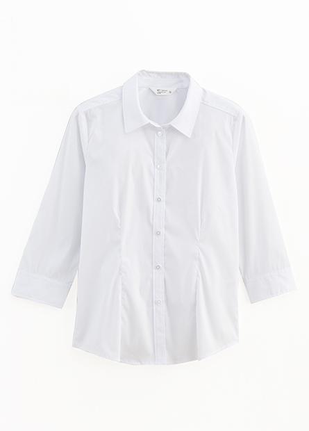 上班族中長袖襯衫