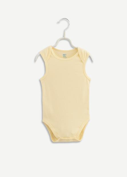 男嬰兒素色活動肩包臀衣