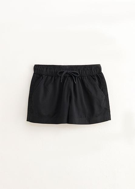 抽繩休閒短褲