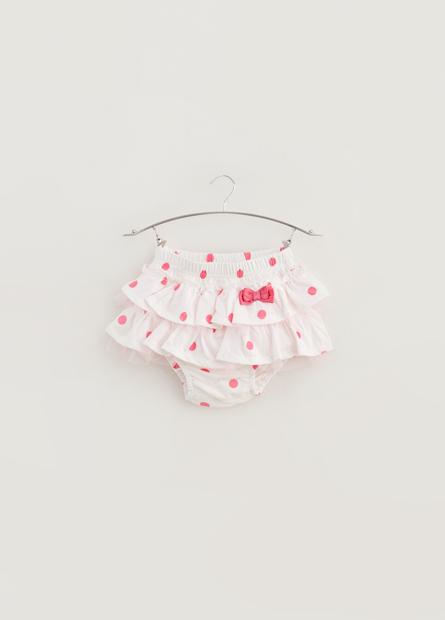 女嬰網紗蛋糕裙襬短褲