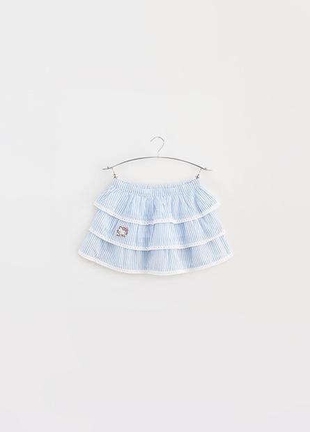 女嬰HELLO KITTY短裙