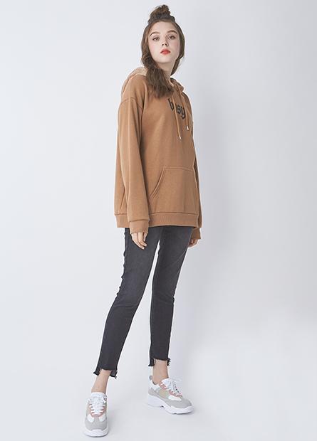 Skinny Fit窄管牛仔褲