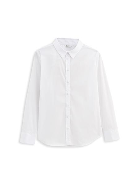 標準領長袖商務襯衫