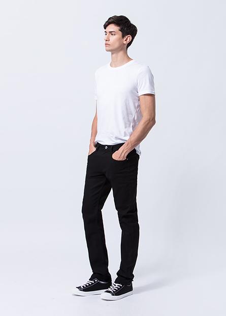 Slim Fit修身多色牛仔褲