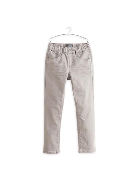 Slim Fit童直筒牛仔長褲