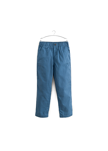 Regular Fit男童鬆緊長褲