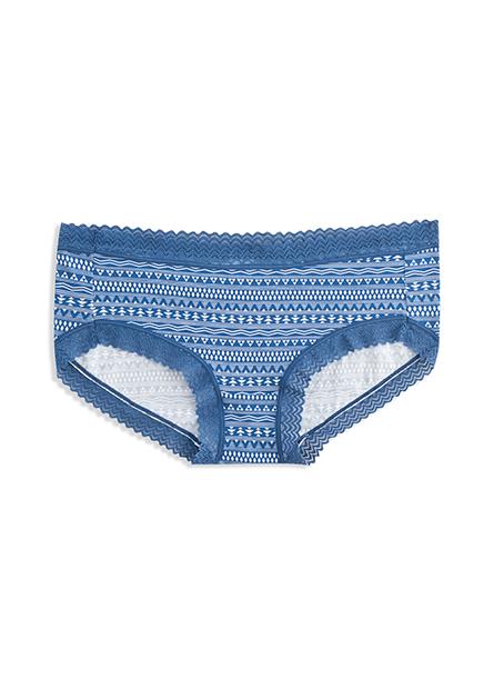 女低腰蕾絲內褲