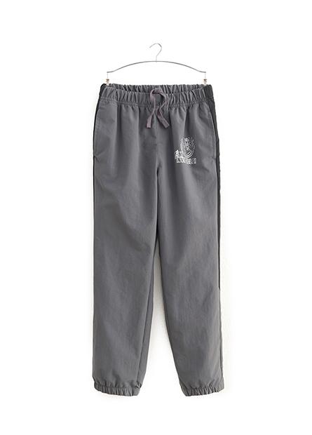 男童鋼鐵人配條雙層長褲