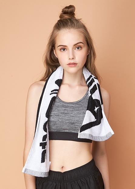 純棉運動毛巾