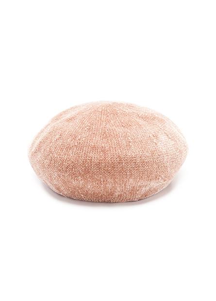 雪妮爾立體貝蕾帽