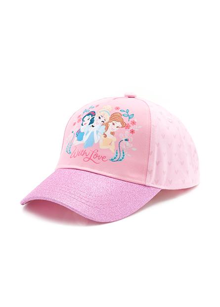 女童迪士尼公主棒球帽