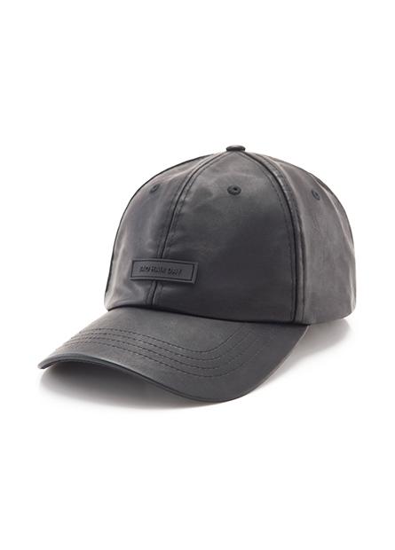 皮質素色棒球帽
