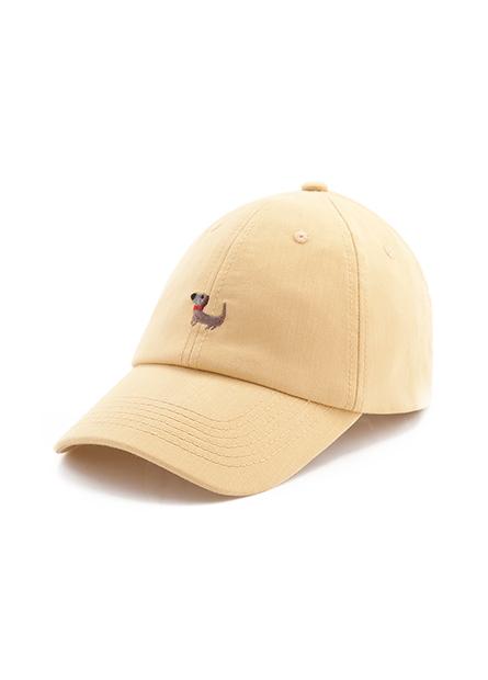 動物繡圖棒球帽