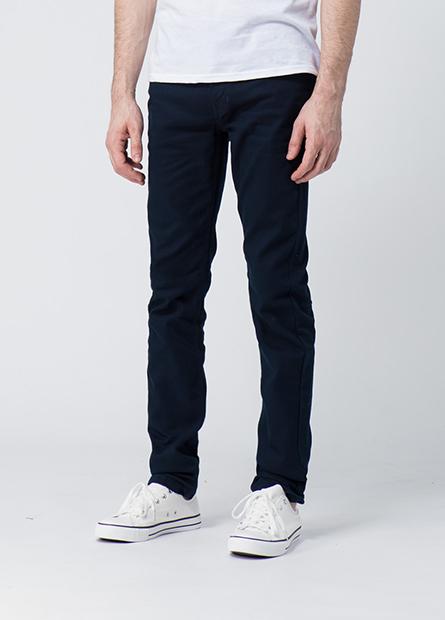Skinny Fit多色牛仔長褲