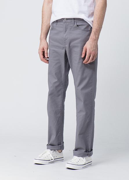 Regular Fit多色牛仔長褲