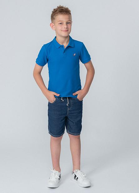 男童小繡獅POLO衫
