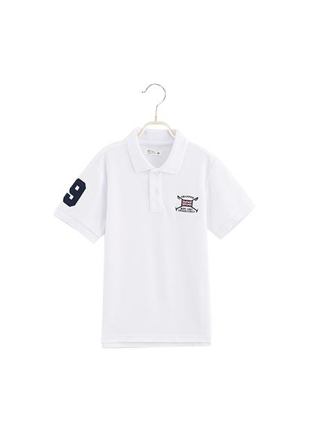 男童小英國旗POLO衫