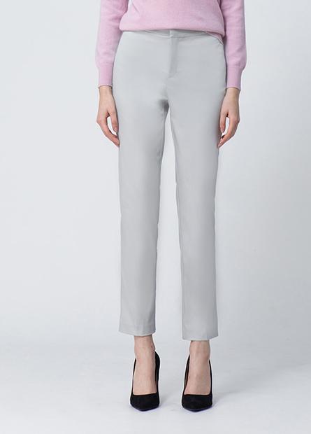 Slim Fit直筒西裝褲