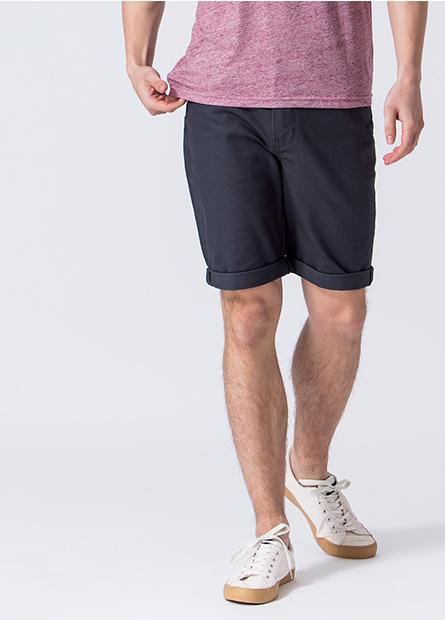 Slim Fit多色牛仔短褲