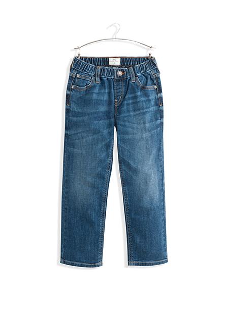 童Regular Fit牛仔長褲