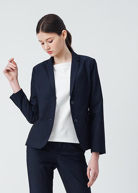 單排釦西裝外套