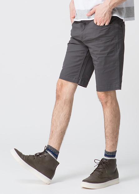 Slim Fit五口袋短褲
