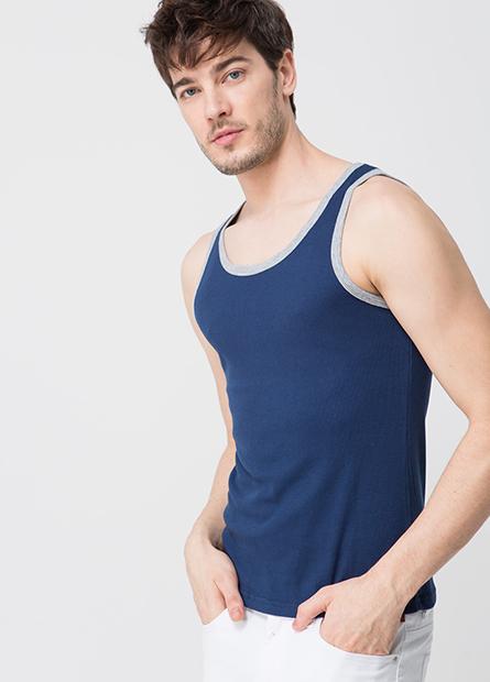 羅紋窄肩背心