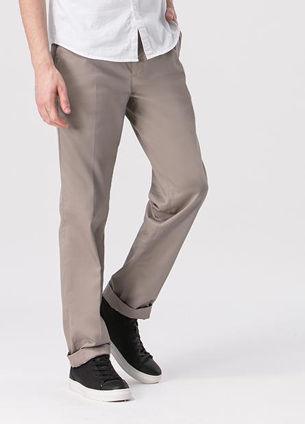 Classic Fit傳統無摺長褲