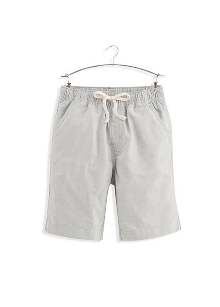 男童Regular Fit鬆緊短褲