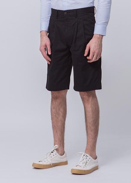 Classic Fit雙摺紳士短褲