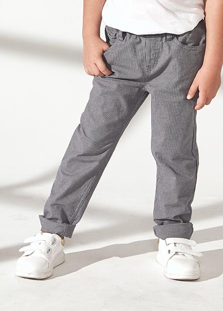 男童Slim Fit直筒長褲
