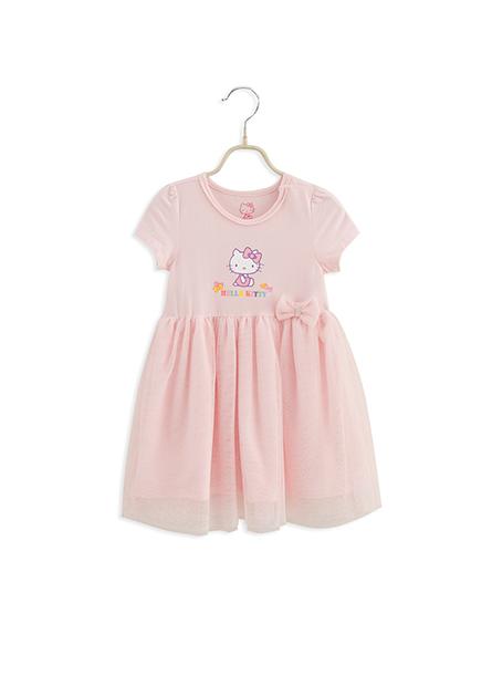 女嬰HELLO KITTY紗裙洋裝
