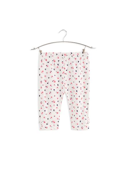 女嬰內搭七分長褲