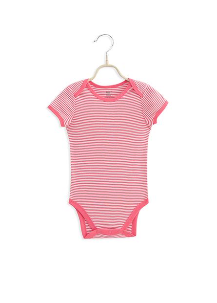 女嬰短袖活動肩包臀衣