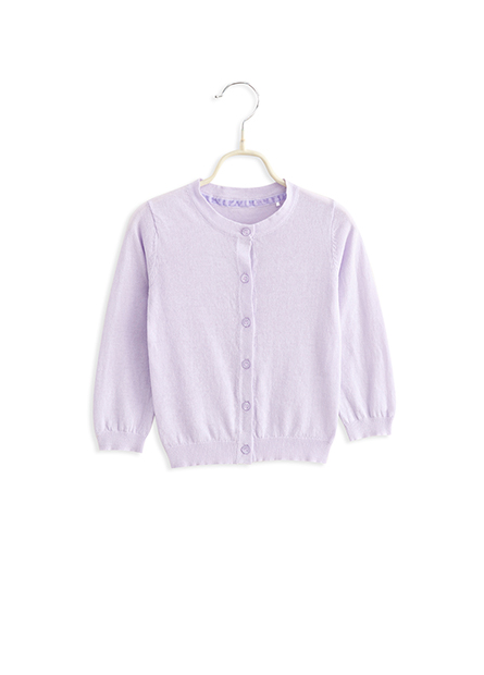 女嬰抗UV長袖外套