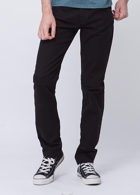 Slim Fit多色牛仔長褲