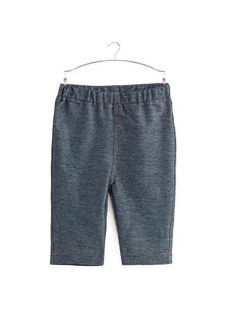 男嬰仿牛仔七分長褲