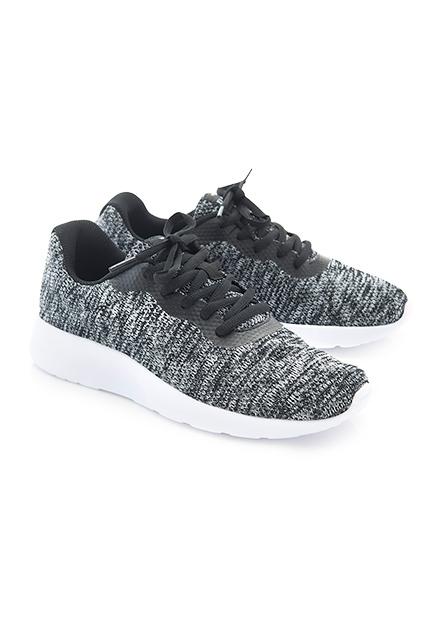 女飛織網布運動鞋