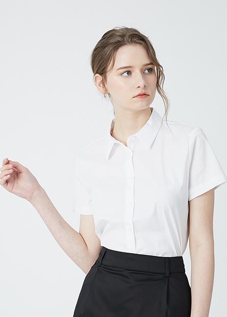 商務短袖襯衫