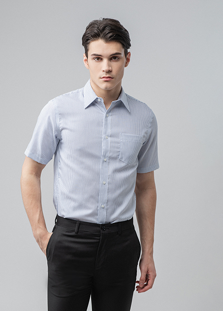 Slim Fit標準領襯衫