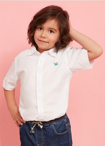 男童玩具總動員角色襯衫