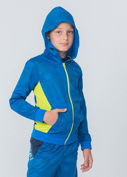 男童抗UV連帽外套