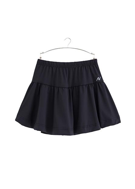 女童印字運動褲裙