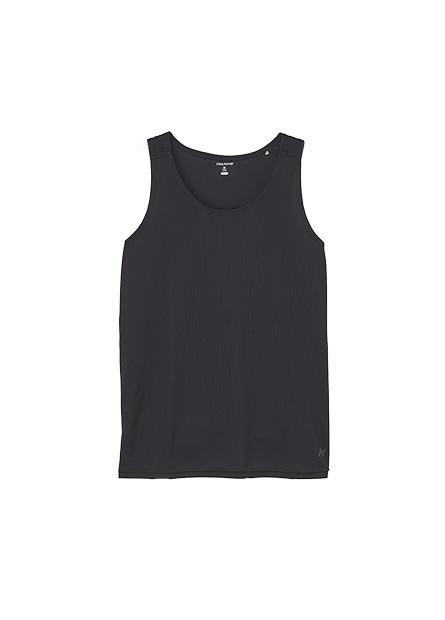 窄肩運動背心