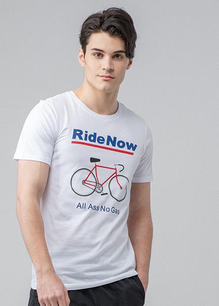 腳踏車字母T