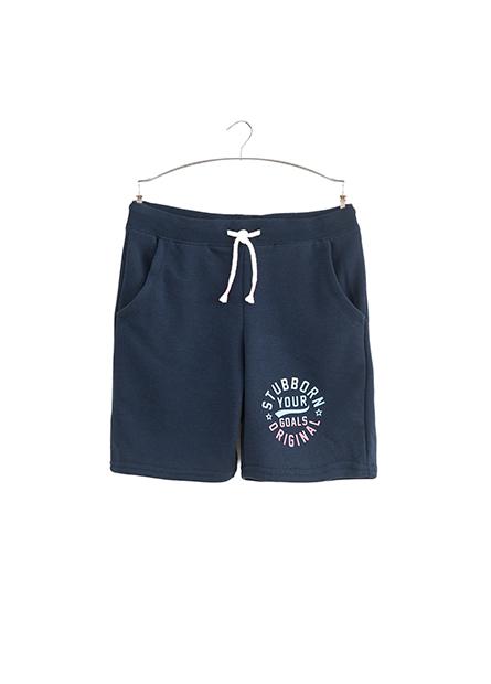 女童漸層字五分短褲