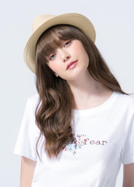 蝴蝶結紳士帽