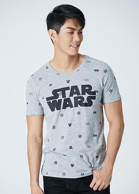STAR WARS滿版角色字母T