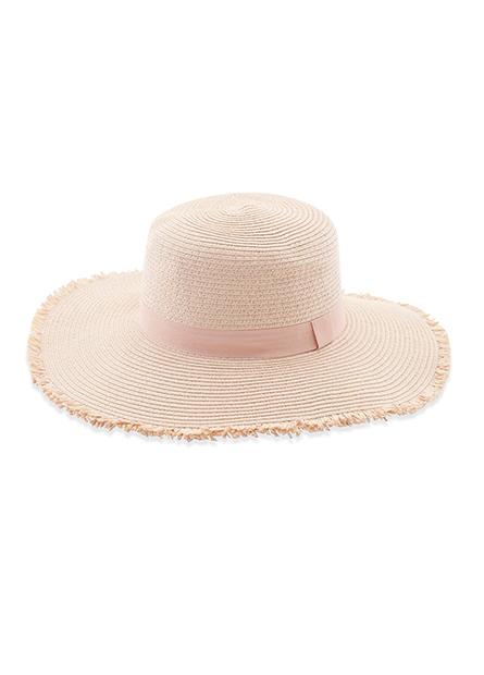 鬚邊遮陽帽